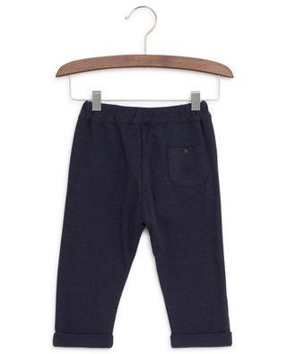 Réunion De Famille cotton and wool blend trousers TARTINE ET CHOCOLAT