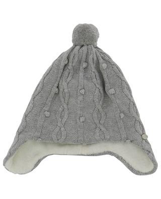 Fleece-lined cotton blend hat TARTINE ET CHOCOLAT