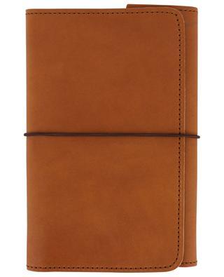 Pocket organizer en cuir lisse LOUISE CARMEN PARIS