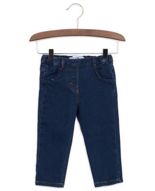 Dimanche en Famille ruffled baby jeans TARTINE ET CHOCOLAT