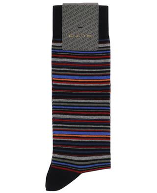 Emerald Short striped socks ALTO
