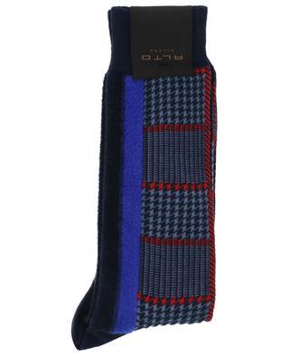 Chaussettes pied-de-poule Twist Short ALTO