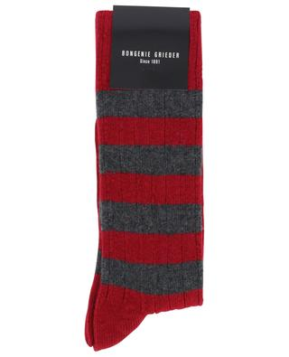Striped cashmere blend socks BLASIUS MARX