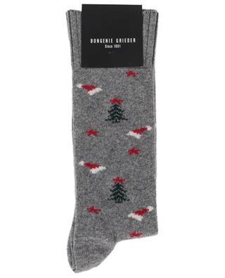 Jacquard socks with Christmas designs BLASIUS MARX