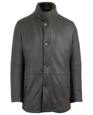 Mantel aus Hirschleder GIMO'S
