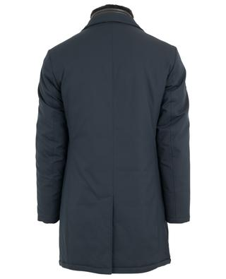 Manteau rembourré avec col en fausse fourrure GIMO'S