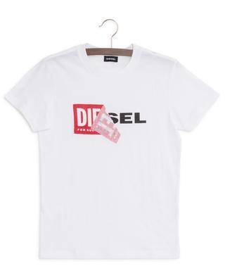 T-Shirt mit Logoprint Diego DIESEL