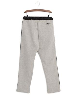 Fumio DSL embroidered track trousers DIESEL