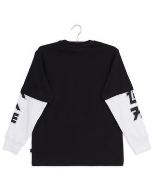 Langarm-T-Shirt mit Print Sound DIESEL