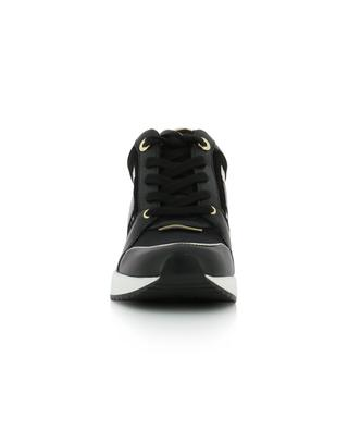 Lana snake detail wedge sneakers KURT GEIGER LONDON