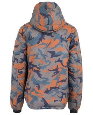 Doudoune à capuche imprimé camouflage Lodge CANADA GOOSE