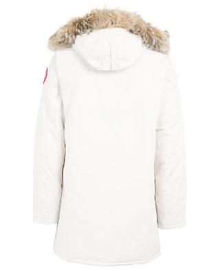 Langford fur adorned hooded parka CANADA GOOSE