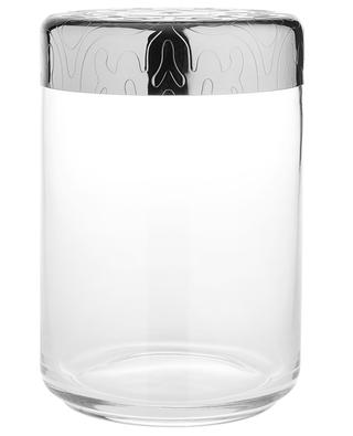 Hermetisches Glas mit Stahldeckel Dressed 100 cl ALESSI