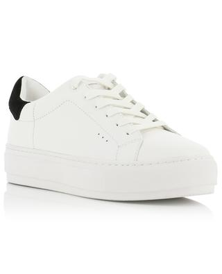 Plateausneakers aus Leder Laney KURT GEIGER LONDON