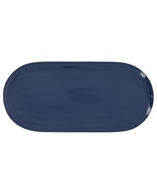 Ovales Tablett aus Metall KLEVERING