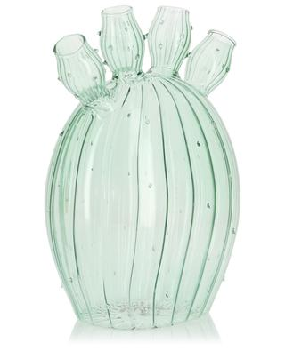 Vase en verre cactus KLEVERING