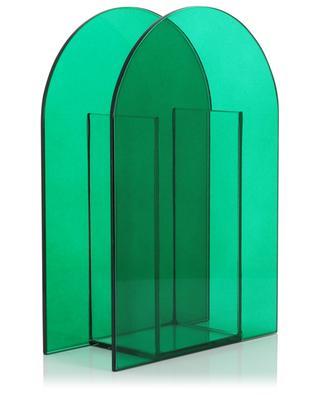 Glass arch vase - big size KLEVERING