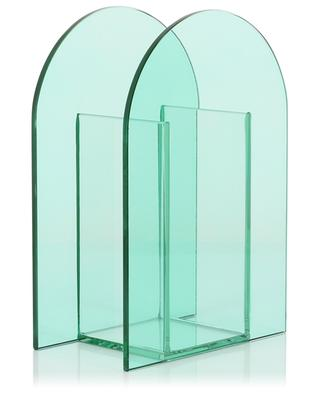 Glass arch vase - Small size KLEVERING