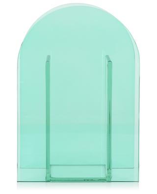 Bogenförmige Glasvase - Kleines Modell KLEVERING