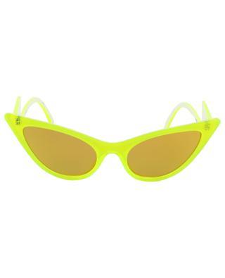 Neonfarbene Katzenaugensonnenbrille The Prowler LE SPECS