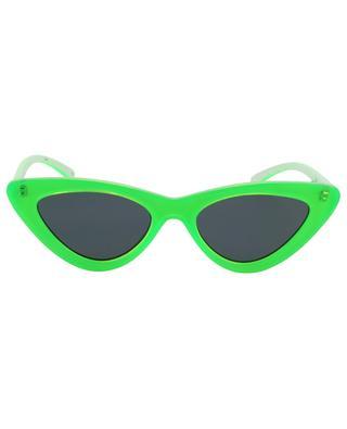 The Last Lolita neon cat-eye sunglasses LE SPECS