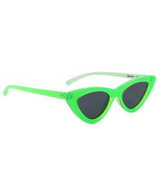 The Last Lolita neon cat-eye sunglasses LE SPECS