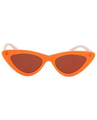 Lunettes de soleil orange fluo The Last Lolita LE SPECS