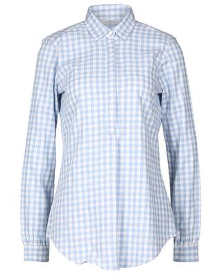 Dawn chequered cotton shirt ARTIGIANO