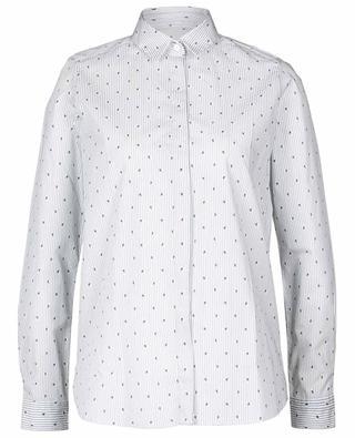 Chemise à manches longues en coton Fionetta ARTIGIANO