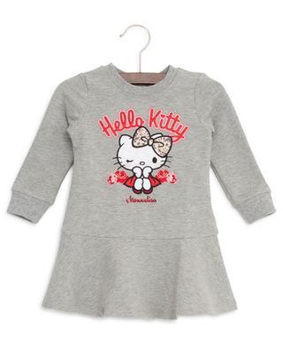 Kleid aus Baumwolle Hello Kitty MONNALISA