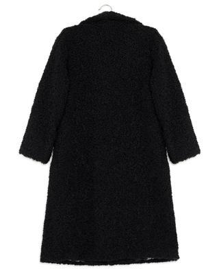 Manteau en peluche effet peau lainée MONNALISA