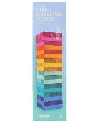 Geschicklichkeitsspiel Giant Tumbling Tower Super Fly SUNNYLIFE