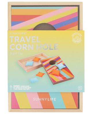Geschicklichkeitsspiel Travel Corn Hole Super Fly SUNNYLIFE