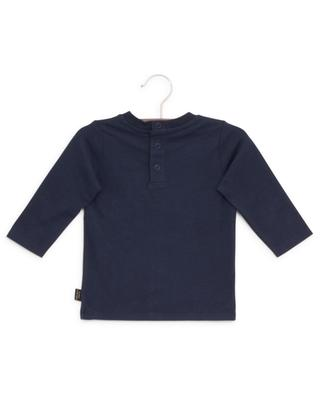 Long-sleeved print cotton T-shirt LITTLE MARC JACOBS