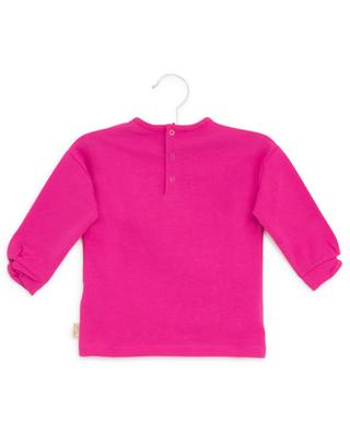Long-sleeved glitter T-shirt LITTLE MARC JACOBS