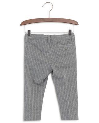 Jersey pinstripe trousers IL GUFO