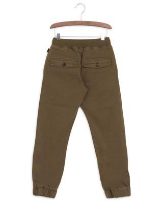 Cotton blend trousers LITTLE MARC JACOBS