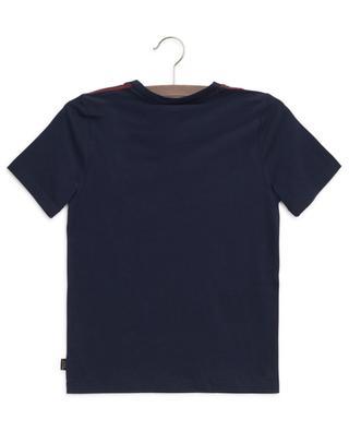 T-Shirt mit grafischem Logoprint LITTLE MARC JACOBS