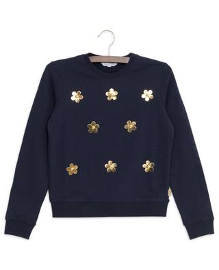 Weiches Sweatshirt Golden Daisy LITTLE MARC JACOBS