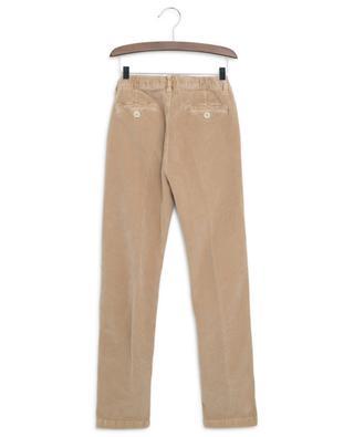 Corduroy trousers IL GUFO