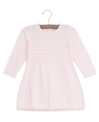 Cotton dress with hat and tights EMILE ET ROSE