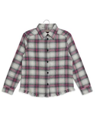Romy checked flannel shirt ZADIG & VOLTAIRE