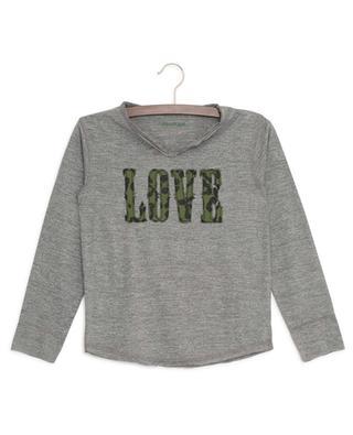 T-shirt en coton mélangé LOVE Boxo ZADIG & VOLTAIRE
