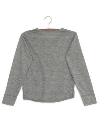 T-Shirt aus Baumwollmix Girls Can Do Anything Boxo ZADIG & VOLTAIRE