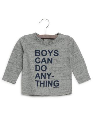 T-shirt à manches longues Boys Boxy ZADIG & VOLTAIRE