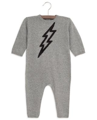 Didou lightning bolt wool blend jumpsuit ZADIG & VOLTAIRE