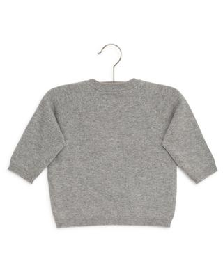 Zazou cotton blend jumper with heart ZADIG & VOLTAIRE