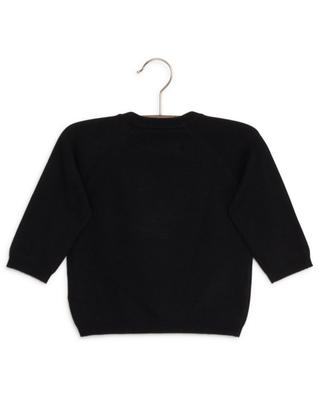 Zazou cotton blend jumper with Rock lettering ZADIG & VOLTAIRE