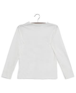 Langarm-T-Shirt mit Print Boxer ZADIG & VOLTAIRE