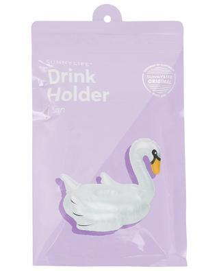 Aufblasbarer Getränkehalter Swan SUNNYLIFE